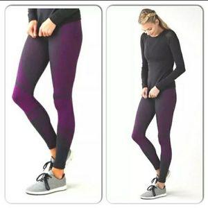 Lululemon NWT seamless tight leggings size 4 small
